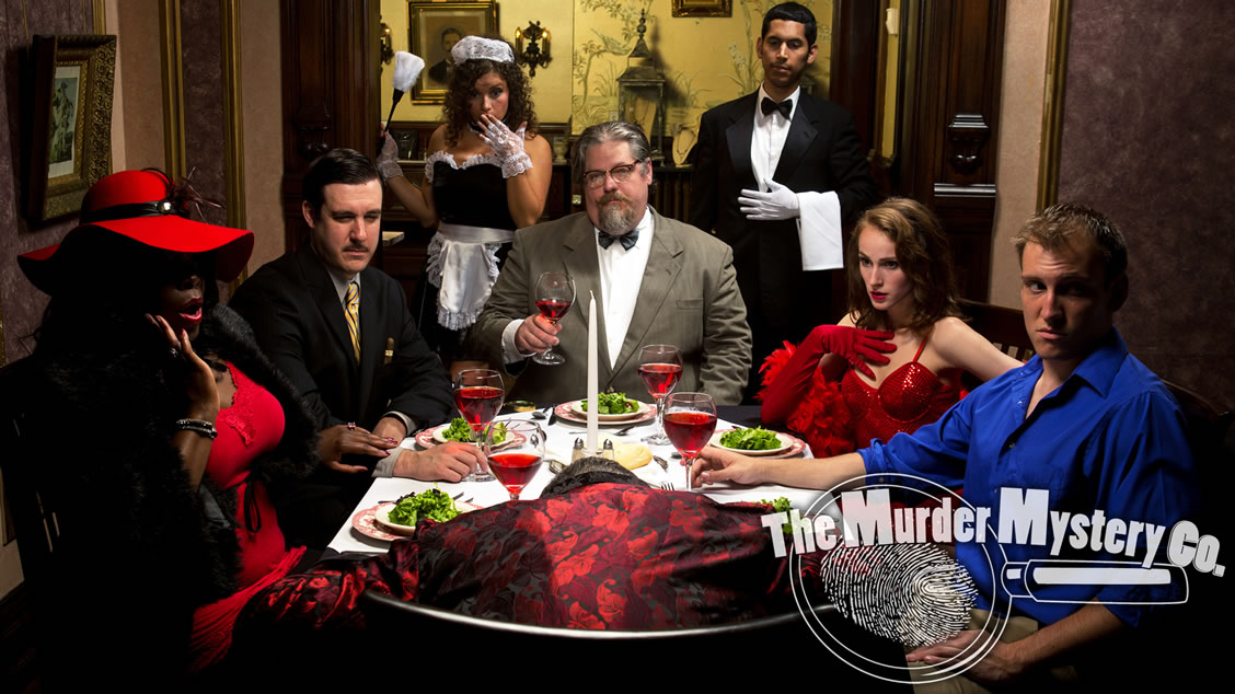 San Jose murder mystery party themes